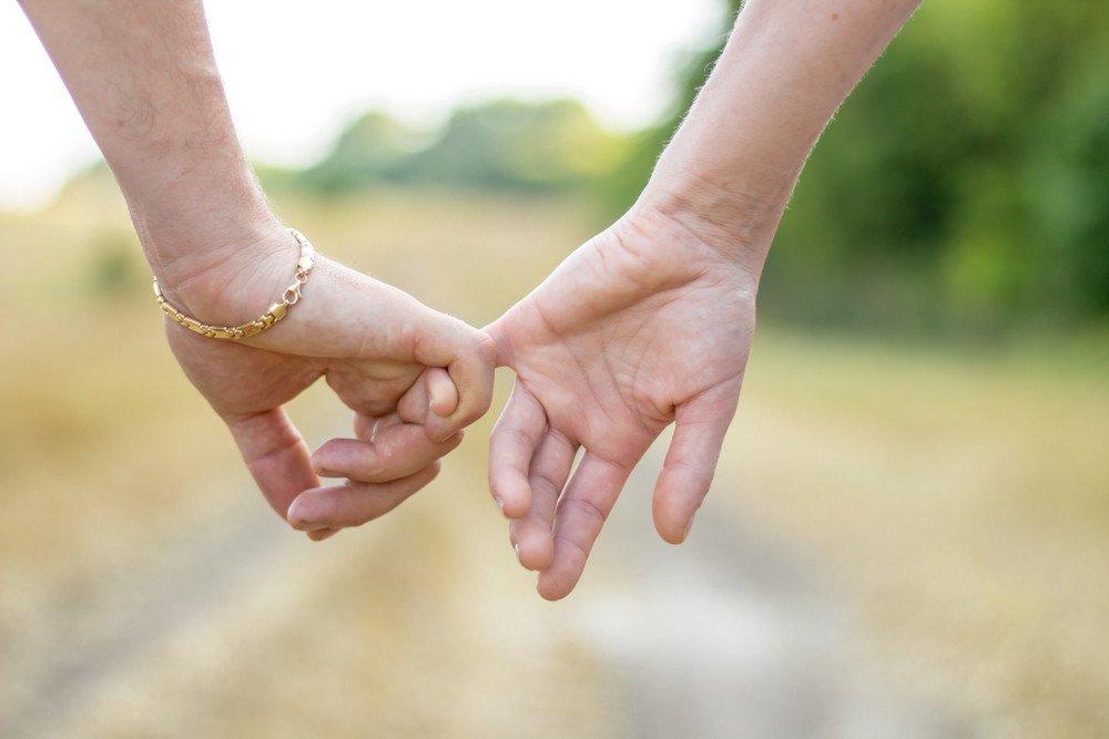 Liebe und Beziehung : Foto: © Nataliia Bondar / shutterstock / #1197310531